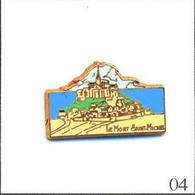 PIN'S Tourisme - Le Mont St Michel (50). Est. Arthus Bertrand Paris. T222-04 - Cities