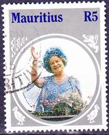 Mauritius - 85. Geburtstag Von Königinmutter Elisabeth (Mi.Nr.: 602) 1985 - Gest. Used Obl. - Maurice (1968-...)