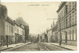 08 - TORCY SEDAN / RUE DE PARIS - Sedan