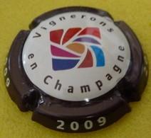 VIGNERONS EN CHAMPAGNE  Millésime 2009 - Champagne