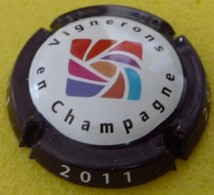 VIGNERONS EN CHAMPAGNE  Millésime 2011 - Champagne