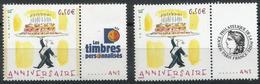Anniversaire 2004 - Y&T 3688A Neufs ** - France