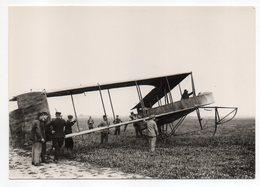 Avion-- Série LA BELLE EPOQUE --- Biplan DUNNE - Avions