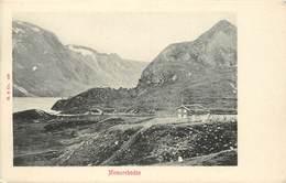 MEMUREBODEN - Norvège. - Norvège