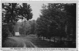 Saint-Léger N° 1480 Saint-Léger (Vallée Du Ton) Les Dernières Stations Du Chemin De Croix à Wachet - Saint-Léger