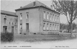 13 Saint-Léger La Gendarmerie - Saint-Léger