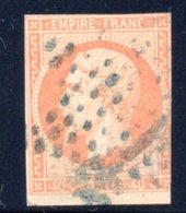 Napoléon III / N° 16 Obl Etoile - 1853-1860 Napoleon III
