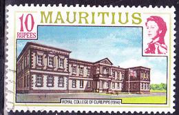 Mauritius - Königliche Akademie Von Curepipe (Mi.Nr.: 453 I X A) 1978 - Gest. Used Obl. - Maurice (1968-...)