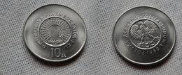 Pologne  10 Zlotych  1969  KM #Y-61  25 ° Anniversaire Republique Pop   SUPERBE - Pologne
