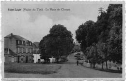 Sainr-Léger ( Vallée Du Ton ) La Place De Choupa - Saint-Léger
