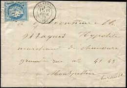 Let OBLITERATIONS PAR DEPARTEMENTS - 78/VAR N°60A Obl. GC S. LAC, Càd T17 FLAYOSC 16/2/74, TTB - Postmark Collection (Covers)