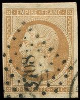 BUREAUX FRANCAIS A L'ETRANGER - N°13B Obl. PC 3708 Des DARDANELLES, TB - Marcophilie (Lettres)