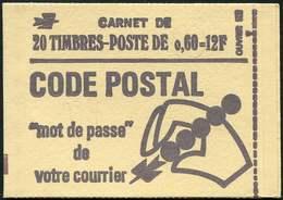 CARNETS (N°Cérès Jusqu'en1964) - 1815-C1   Béquet, 0,60 Vert, 20 T. N°1815, TB - Carnets