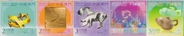 Macau 2019 Year Of Pig Stamp Set - 1999-... Région Administrative Chinoise