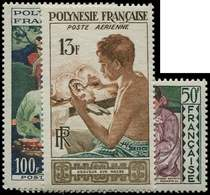 * POLYNESIE FRANCAISE PA 1/4 : TB - Poste Aérienne