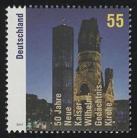 2898 Kaiser-Wilhelm-Gedächtnis-Kirche ** - [7] République Fédérale
