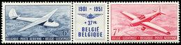 ** BELGIQUE PA 27A : Aéro-Club, TB - Luchtpost