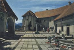 Slovénie - Bled - Grad - Château Castle - Timbre Grenouille 1962 - Slovenia
