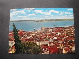 CPSM PORTUGAL - LISBONNE - Vue Générale Et Le Tage - Lisboa