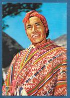PERU' PISAC INDIO CON PONCHO 1958 UNUSED - Peru