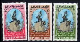 IRAK - 1966 - N°430/2 ** Journée De L'armée - Iraq