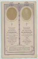 73 Séez -  Transfert Des Restes Des évêques De Séez - J B  Du Plessis D'Argentré - F H De Chevigné De Boischollet - Devotion Images