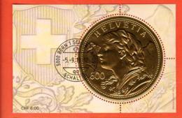 VAO-46 RARE 2013 GOLDVRENELI Avec Certificat Or Véritable. Real Gold With Certificate,echtes Gold Mit Zertifikat. USED - Suisse