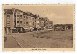 Stokkel 1.Stockel  Place Dumon 1946  Edit.Vandermaelen - St-Pieters-Woluwe - Woluwe-St-Pierre
