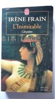 L'inimitable Cléopâtre, Irène Frain - Libri, Riviste, Fumetti