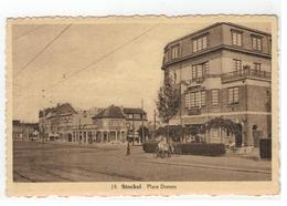 Stokkel 10.Stockel  Place Dumon 1946  Edit.Vandermaelen - St-Pieters-Woluwe - Woluwe-St-Pierre
