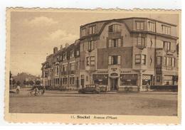 Stokkel 11.Stockel  Avenue D'Huart 1946  Edit.Vandermaelen - St-Pieters-Woluwe - Woluwe-St-Pierre