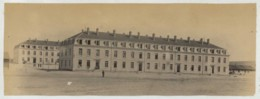 Commercy . Albumine Circa 1890 . Vue Panoramique Des Casernes. - Photos