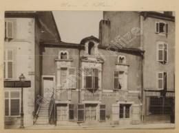 Commercy . Maison De Voltaire . Lallemand Boulanger Pâtissier , Grande Rue . Citrate 1890-1900 . - Photos