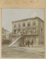 """Photo Légendée """"Statue De Ma Boule"""" . Citrate 1890-1900 . Meuse ? - Photos"""