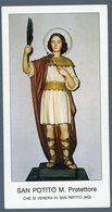 °°° San Potito M. Protettore  °°° - Religion & Esotericism