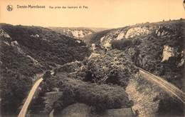 Namur Anhée  Maredsous   Vue Prise Des Hauteurs De Foy    X 5649 - Anhée