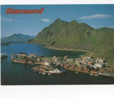NORVEGE - STAMSUND -  CARTE COULEUR -  NON VOYAGEE - ANIMEE - Norvège