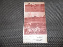 """Origineel Knipsel ( 1950 ) Uit Tijdschrift """" Ons Land """" 1933  :  Westerloo   Westerlo  Voetbal - Vieux Papiers"""