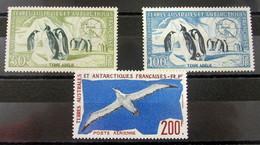Tierras Australes Y Antárticas Francesas Aéreo 2/4 ** - Tierras Australes Y Antárticas Francesas (TAAF)