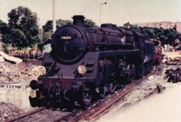 AL96 Railway Photograph - Steam Locomotive No. 73020 - Trains