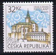 REPUBLIQUE TCHEQUE CZECH REPUBLIC 2017 EUROPA  Castles - Tchéquie