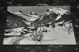 4705   STATION D'OVRONNAZ EN HIVER - VS Wallis