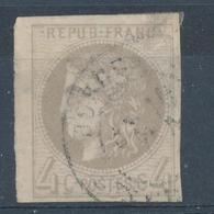 N°41B BORDEAUX C.A.D. - 1870 Bordeaux Printing