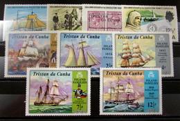 Tristan Da Cunha 153/61 ** - Tristan Da Cunha