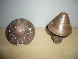Fusées Obus  Allemand - 1914-18