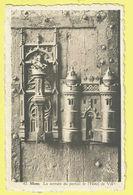 * Mons - Bergen (Hainaut - La Wallonie) * (Edit Artistique Léon Willame, Nr 42) Serrure Du Portail De L'hotel De Ville - Mons