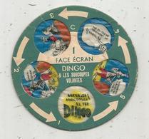CINEMAGIC , MERE PICON , DINGO & Les Soucoupes Volantes - Diapositives (slides)