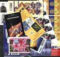 AUSTRALIA, GROUP OF 20 BOOKLETS, FACIAL VALUE - $130.95, ALL MNH - Australia