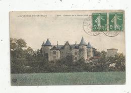 Cp , 63 , Château De La Garde , Côté Sud , Voyagée 1909 - Frankreich