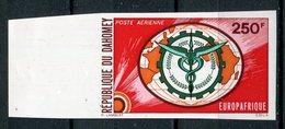 1968- DAHOMEY -EUROPE/AFRIQUE - 1 VAL.IMPERF. - M.N.H. -LUXE ! - Bénin – Dahomey (1960-...)